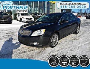 Buick Verano Premium Turbo -  ÉQUIPEMENT COMPLET - CUIR 2013