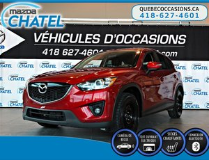 Mazda CX-5 GS AWD - SIEGES CHAUFFANTS - TOIT OUVRANT - CAMÉRA 2015