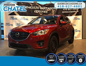 Mazda CX-5 GS AWD - TOIT OUVRANT - SIEGES CHAUFFANTS 2016