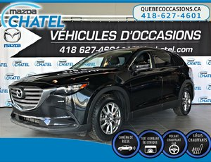 Mazda CX-9 GS-L AWD - CUIR - TOIT OUVRANT - GPS - CAMÉRA 2016