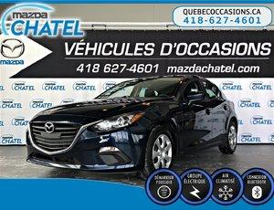 Mazda Mazda3 Sport GX - BLUETOOTH - A/C 2015