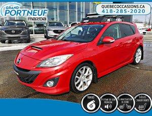 Mazda Mazda3 Mazdaspeed3 - DÉMARREUR - SIÈGES CHAUFFANTS - BOSE 2012