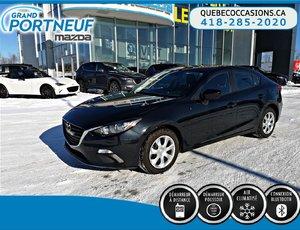 Mazda Mazda3 GX - - BLUETOOTH - A/C 2015