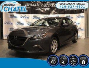 Mazda Mazda3 GX - AUTO - A/C - BLUETOOTH 2015