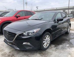 Mazda Mazda3 GS - SIEGES CHAUFFANTS - CAMÉRA - BLUETOOTH 2015