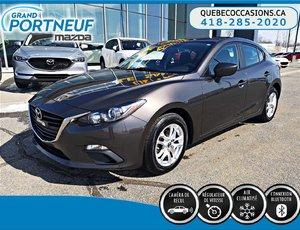 Mazda Mazda3 GX - BLUETOOTH - CRUSE - CAMÉRA 2016