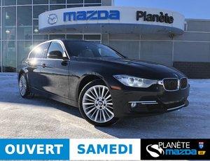 BMW 328I XDRIVE SEDAN TOIT NAV CUIR MAGS 2015