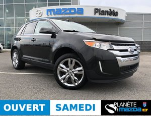 2013 Ford Edge AWD Limited CUIR TOIT HITCH MAGS NAV DÉMARREUR