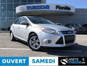 Ford Focus SEL AUTO TOIT CUIR MAGS CRUISE 2012