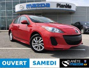 Mazda 3 Sport GS-SKY TOIT AIR MAGS CRUISE BLUETOOTH 2013