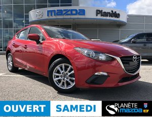 2015 Mazda 3 Sport GS AIR MAGS CRUISE BLUETOOTH