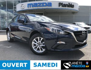 2016 Mazda 3 Sport GS AUTO AIR MAGS CRUISE DÉMARREUR NAV