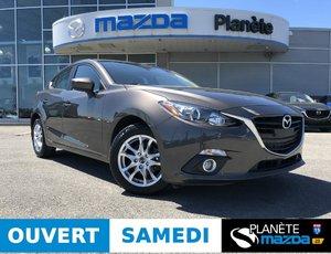 2016 Mazda 3 Sport GS AUTO AIR MAGS NAV DÉMARREUR