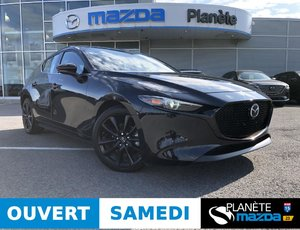 Mazda 3 Sport GT GROUPE PREMIUM CUIR BOSE APPLE CARPLAY 2019