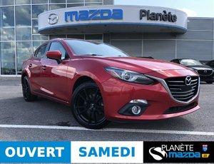 2014 Mazda 3 GT AUTO BOSE CUIR TOIT NAV MAGS