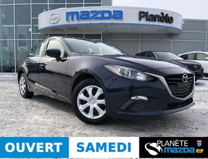 Mazda 3 GX AUTO AIR BLUETOOTH 2015
