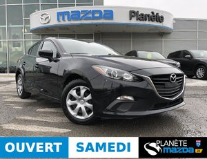 Mazda 3 GX AUTO AIR USB BLUETOOTH 2015