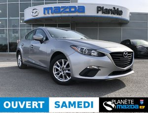 Mazda 3 GS AUTO AIR MAGS CRUISE BLUETOOTH 2015