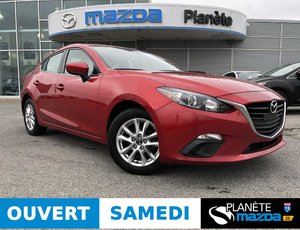 Mazda 3 GS AIR MAGS CRUISE BLUETOOTH 2015