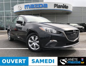 Mazda 3 GX AIR BLUETOOTH USB GR. ÉLECTRIQUE 2015