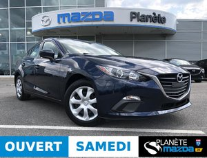 2015 Mazda 3 GX AUTO AIR BLUETOOTH USB DÉMARREUR