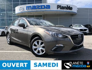 Mazda 3 GS AUTO AIR BLUETOOTH USB 2015