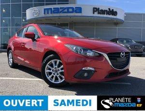 2015 Mazda 3 GS AUTO TOIT AIR MAGS CRUISE