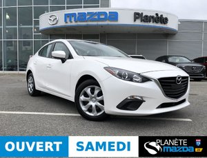 2015 Mazda 3 GX AUTO AIR BLUETOOTH USB