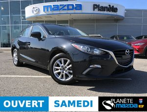 Mazda 3 GS AUTO AIR MAGS CRUISE BLUETOOTH 2016