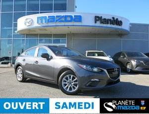 2016 Mazda 3 GS AUTO AIR CRUISE BLUETHOOT