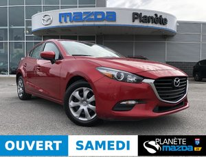 Mazda 3 GX AUTO AIR CRUISE BLUETOOTH 2017
