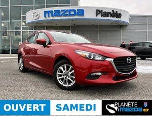 Mazda 3 GS AUTO TOIT MAGS AIR CRUISE 2018