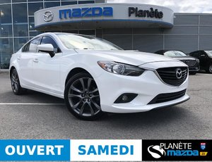 Mazda 6 GT AUTO TOIT BOSE CUIR MAGS DÉMARREUR 2014
