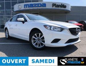 2016 Mazda 6 GS AUTO TOIT AIR CUIR NAV DÉMARREUR