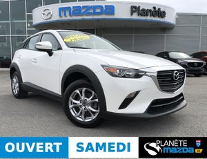 Mazda CX-3 2WD GS GS AUTO AIR MAGS NAV LINER 2019