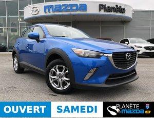 2016 Mazda CX-3 2WD GS AUTO TOIT AIR MAGS NAV DÉMARREUR