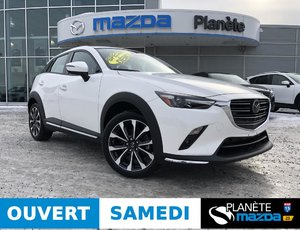 2019 Mazda CX-3 AWD GT GT AUTO CUIR TOIT BOSE MAGS