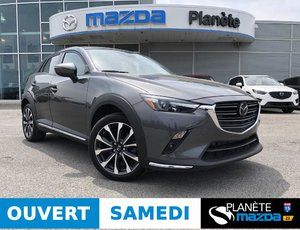 Mazda CX-3 AWD GT GT AUTO TOIT CUIR BOSE MAGS 2019