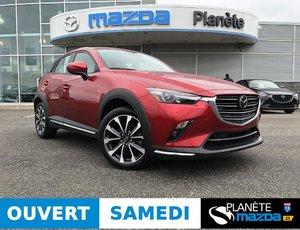 2019 Mazda CX-3 AWD GT GT TOIT BOSE CUIR NAV DÉMARREUR