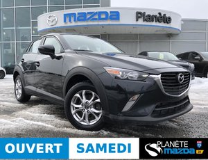 Mazda CX-3 AWD GS AUTO AIR MAGS DÉMARREUR 2017