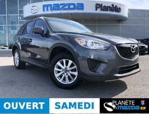 2014 Mazda CX-5 AWD GX 2.0L AUTO AIR MAGS HITCH CRUISE