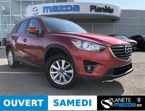 Mazda CX-5 AWD GS AUTO AIR MAGS TOIT HITCH DÉMARREUR 2016