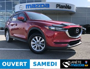 Mazda CX-5 AWD GX AUTO MAGS CRUISE DÉMARREUR 2018