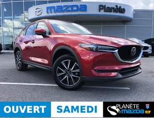Mazda CX-5 AWD GT AUTO TECH TOIT CUIR MAGS NAV HITCH 2018