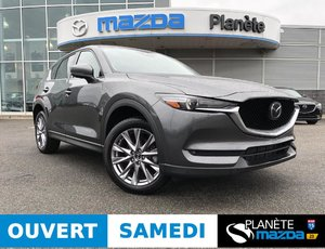 Mazda CX-5 AWD GT TURBO TOIT CUIR BOSE DÉMARREUR APPLECAR PLAY 2019