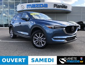 Mazda CX-5 AWD GT TURBO BOSE CUIR NAV APPLECAR PLAY 2019