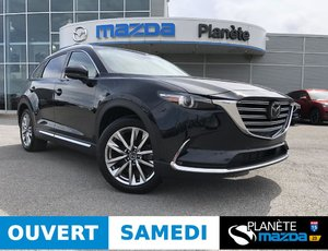 2019 Mazda CX-9 AWD GT GT AUTO TOIT MAGS CUIR BOSE DÉMARREUR