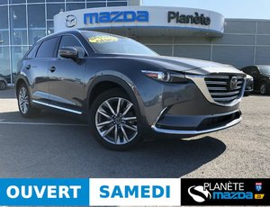 Mazda CX-9 AWD SIGNATURE SIGNATURE CUIR BOSE CAMERA 360 APPLECAR PLAY 2019