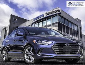 2018 Hyundai Elantra Limited 1 OWNER NAV LOW KM
