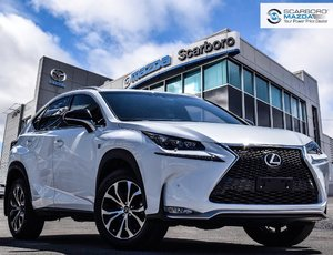 Scarboro Mazda | Pre-owned vehicles Lexus NX 200t in Scarborough